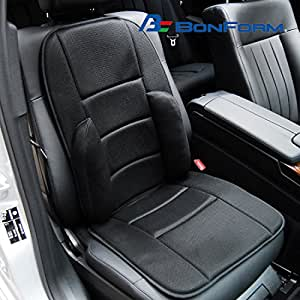 bonform japan 5811 07 car sedan suv rv truck jeep mesh memory foam seat airy cushion. Black Bedroom Furniture Sets. Home Design Ideas