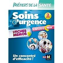 Métiers de la santé - Soins d'urgence - AFGSU en fiches mémos - Entrainement révision - 2e édition (French Edition)