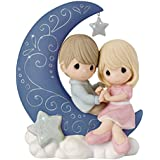 Precious Moments Inc. 152016 I Love YOU to the Moon and Back Figurine