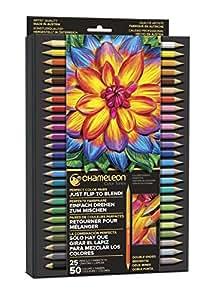 Chameleon Color Tones Set Of 25 Pencils (50 Color)