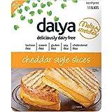 Daiya Cheddar Style Cheese Slices, 7.8 Ounce -- 8 per case. by Daiya