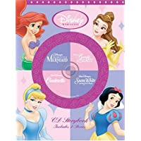 Disney Princess Collection: Beauty & The Beast, The Little Mermaid, Cinderella, Snow White