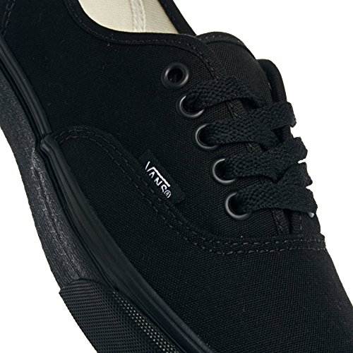 Vans Adulto Negro Unisex Zapatillas Authentic fqwOxIraft