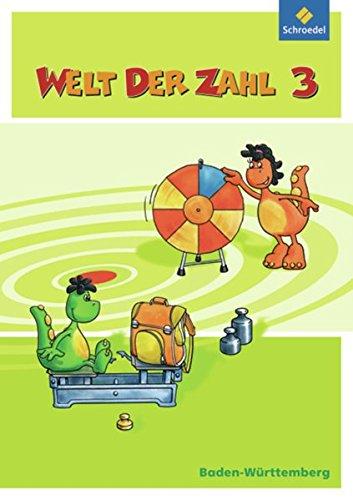 Welt der Zahl - Ausgabe 2010 für Baden-Württemberg: Schülerband 3