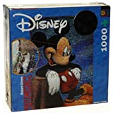 Disney 1000 Piece Photomosaic Puzzle