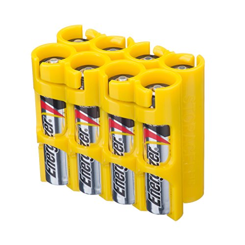 Storacell Powerpax Battery Yellow Batteries product image