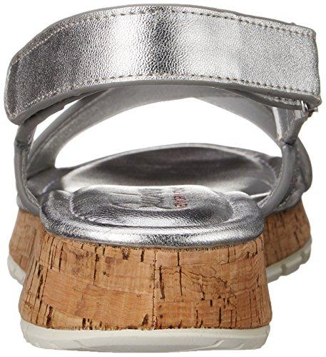 Skechers Cali Footsteps-déchiquetée Star Dress Sandal Silver lqiiVa