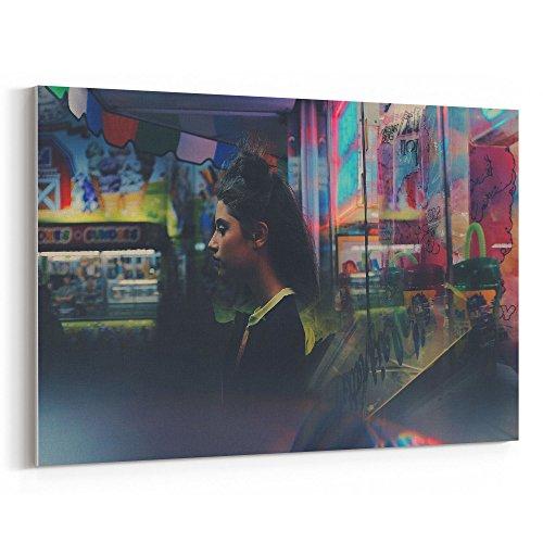 Westlake Art - Person Sad - 24x36 Canvas Print Wall Art - Ca