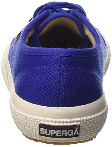 Superga Cobinvj - Zapatillas de lona infantil Intense Blue