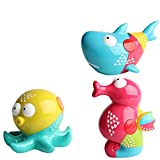 Jeanks Marine Animals Money Savings Piggy Bank