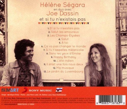 album helene segara joe dassin