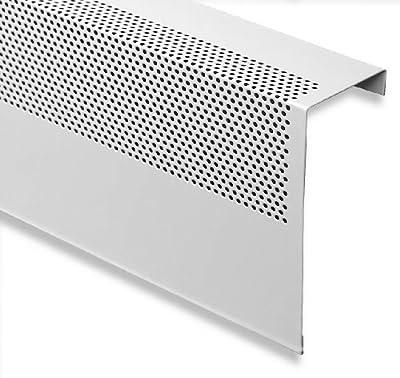 Baseboarders 5' Length Basic Baseboard Heater Cover