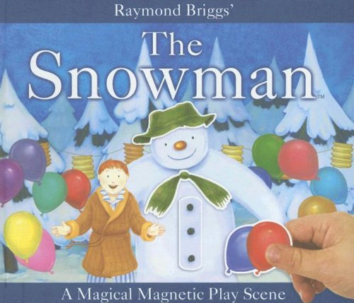 Snowman Magical Magnetic Play -