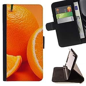 Momo Phone Case / Flip Funda de Cuero Case Cover - Anaranjado lindo;;;;;;;; - Samsung Galaxy S3 III I9300