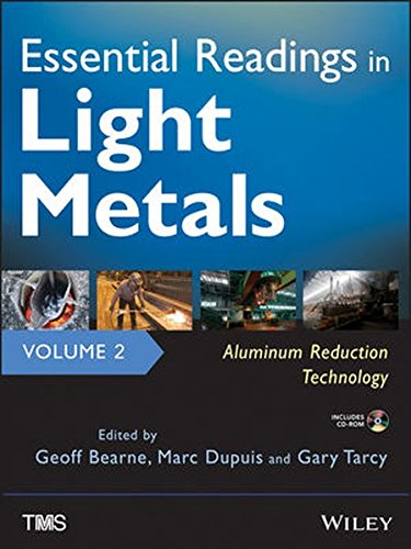 Essential Readings in Light Metals, Aluminum Reduction Technology (Volume 2)