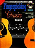 img - for CP72649 - Progressive Fingerpicking Classics Volume 1 (Book 1) book / textbook / text book