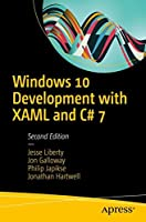 Windows 10 Development with XAML and C# 7, 2nd Edition Front Cover