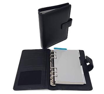 bind A6 1 Tag = 1 Seite Kalender für Systemplaner Organizer Terminplaner