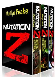 Mutation Z Series, Books 1-3: The Ebola Zombies, Closing the Borders, Protecting Our Own