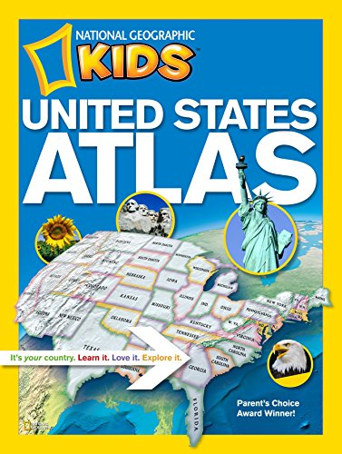 National Geographic Kids United States Atlas