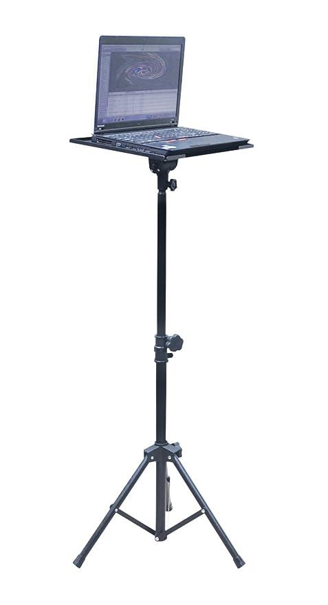 SoundLAB portátil Soporte del trípode para el Ordenador portátil
