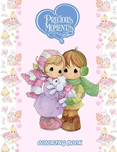 Precious Moments Coloring Book: Coloring Book for Kids and Adults