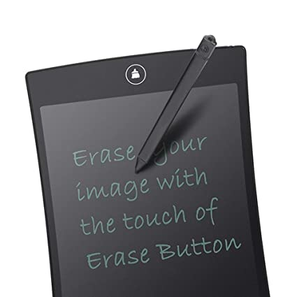 Shop 2 Ekart Lcd Writing Screen Tablet Drawing Board for Kids/ Adults, 8.5 Inch(Black) Graphic Tablets at amazon