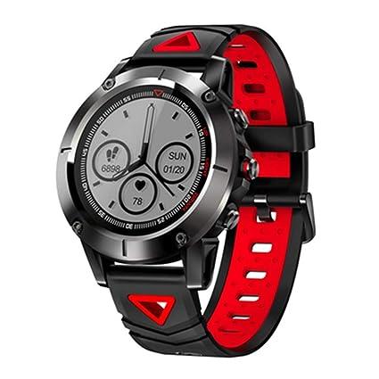KDSFJIKUYB Smartwatch 2018 GPS Smart Watch Hombres Deporte IP68 ...