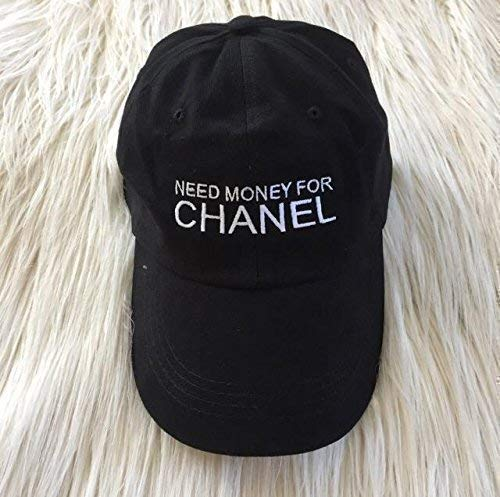 - Need Money for Chanel Embroidered Hat