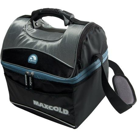 Maxcold Gripper (Igloo MaxCold Gripper 16 Qt Capacity Lunch Box Deatures a Leak - Resistant,)