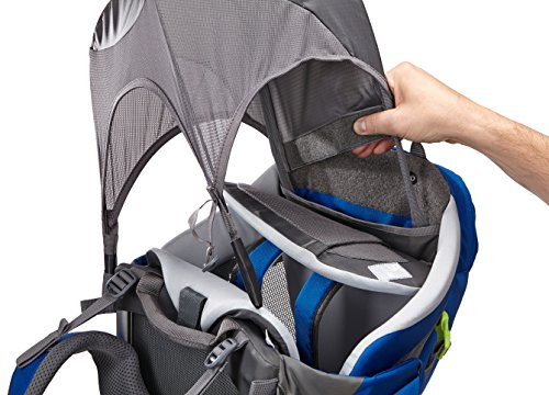 Thule Sapling Child Carrier, Slate/Cobalt by Thule (Image #19)