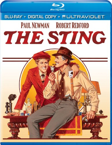 Blu-ray : The Sting (Ultraviolet Digital Copy, Digital Copy, Snap Case) - Seller: DiscountEntertainment [+Peso($26.00 c/100gr)] (MMV)