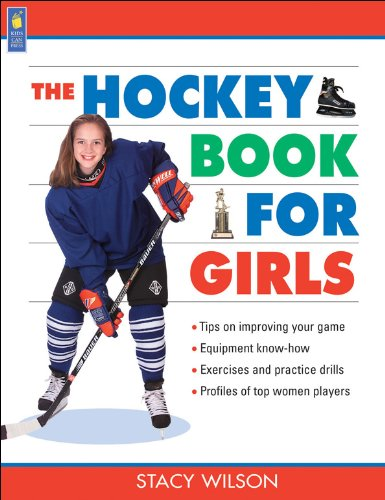 Hockey Book for Girls, The (Books for Girls) by Kids Can Press (Image #1)