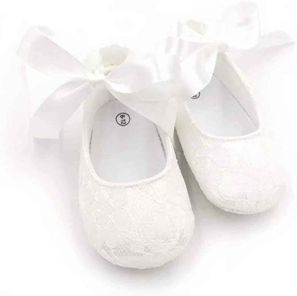 Dollbling Baby Girl Newborn White Lace