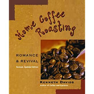 Home Coffee Roasting Book