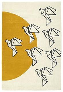 Kaleen Rugs Origami Collection ORG02-01 Off-White 8' x 10' Handmade Rug (B01N7QX87J) | Amazon price tracker / tracking, Amazon price history charts, Amazon price watches, Amazon price drop alerts