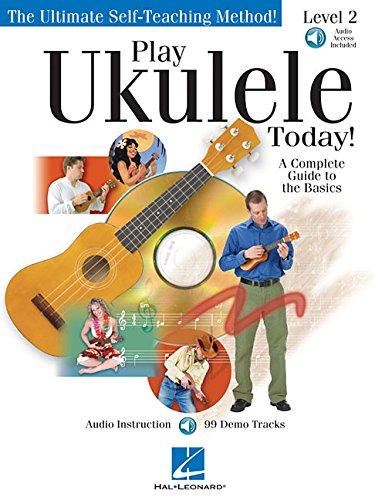 Play Ukulele Today! Level Two: Book & Online Audio (Play Ukulele Today)