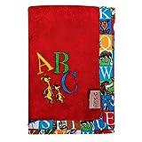 Trend Lab Dr. Seuss Alphabet Seuss Receiving Blanket
