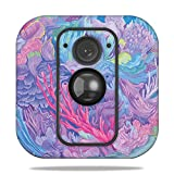 MightySkins Skin for Blink XT Outdoor Camera – Dreamy Reef   Protective, Durable, and Unique Vinyl Decal wrap Cover   Easy to Apply, Remove, and Change Styles   Made in The USA Review