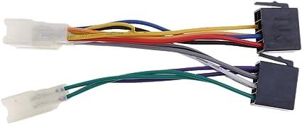 Cable De Instalación De Arnés Estándar ISO De Audio para Automóvil ...