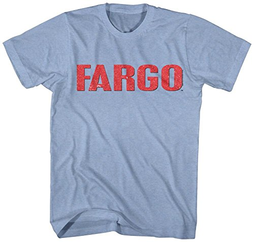 Fargo- Logo T-Shirt - Blue