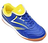 Walstar Mens Indoor Soccer Cleats Sneakers Shoes