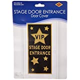 Beistle 57109 VIP Stage Door Entrance Cover, 30-Inch by 5-Feet