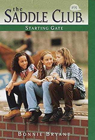 book cover of Starting Gate