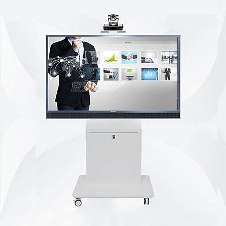 Xue - Soporte de pie para TV portátil de 40 a 80 pulgadas, pantalla plana LCD de