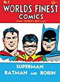 : World's Finest Comics (1941-1986) #2 (World's Finest (1941-1986))