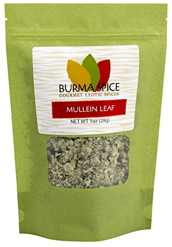 1 Lb Mullein Leaf - Dried Mullein Leaf | Herbal Tea | 100% Natural | Kosher Certified | (1 oz)