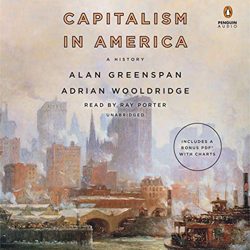 Capitalism in America: A History by Penguin Audio