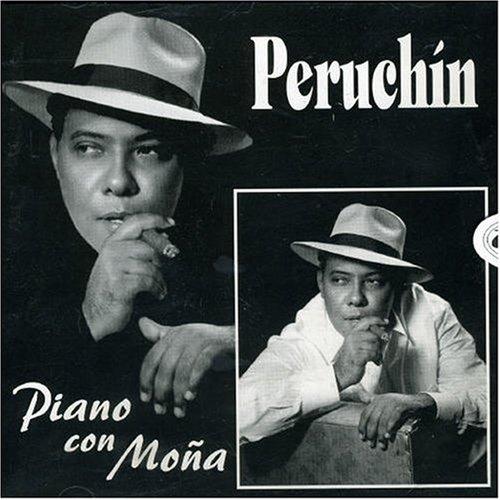 Piano Con Mona -  Pedro Peruchin Justiz, Audio CD