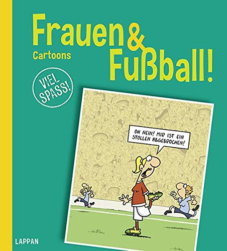 Frauen Fussball Cartoons Amazon De Diverse Ba Cher